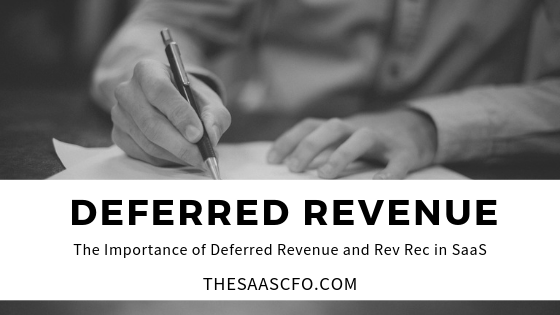 How to Properly Record Deferred Revenue in SaaS - The
